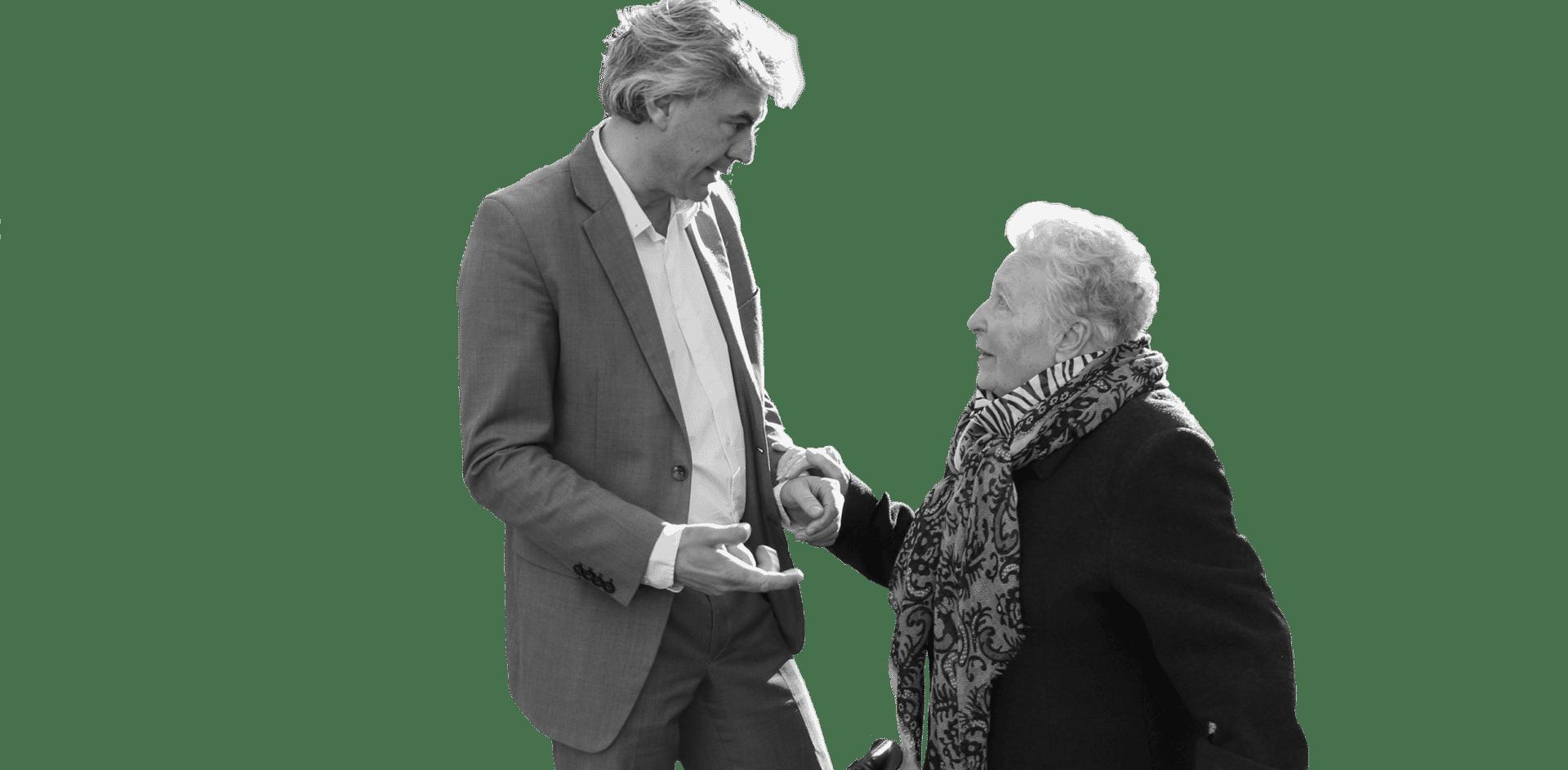 Stéphane & Georgette